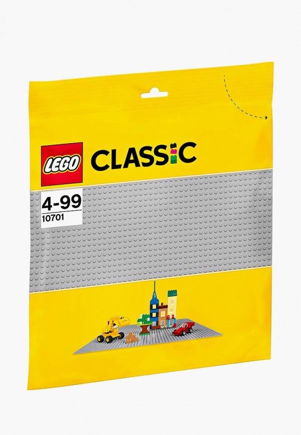 Элемент LEGO LEGO Classic, Базовая строительная пластина,Gray Baseplate за 1 030 ₽. в интернет-магазине Lamoda.ru