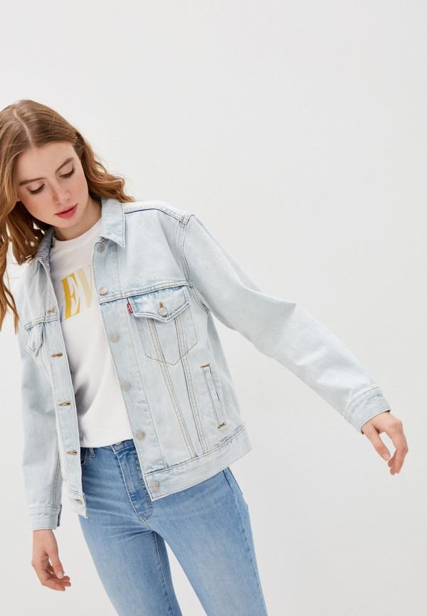 Levi's® Куртка джинсовая Ex-Boyfriend Trucker