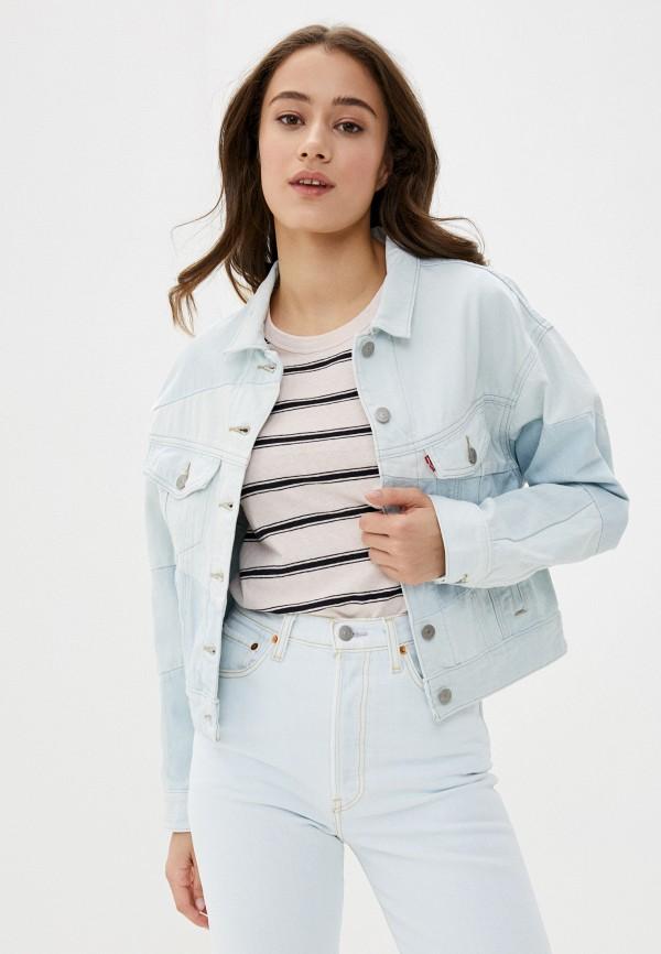 Levi's® Куртка джинсовая Trucker