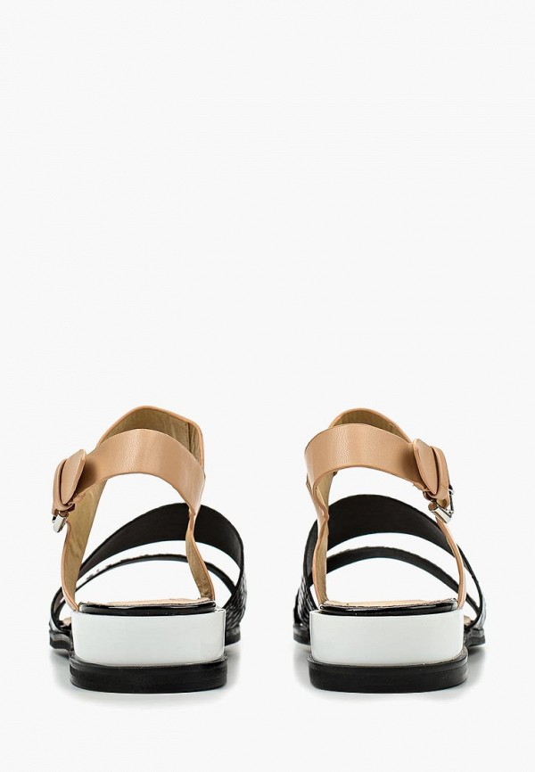 Сандалии Lost Ink NADILA SPORTS WEDGE FLAT SANDAL- MULTI