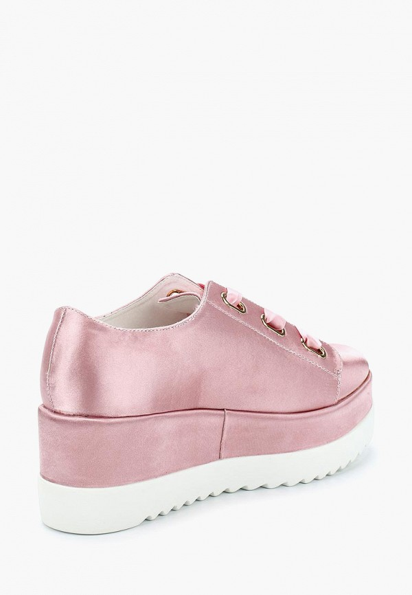 Кеды Lost Ink SEREN EYELET FLATFORM TRAINER