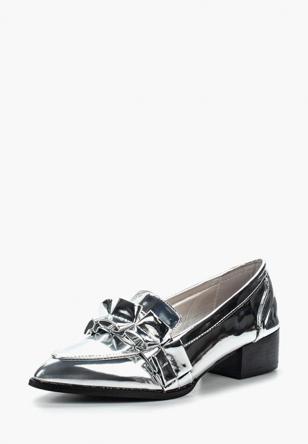 Лоферы LOST INK FREDDIE BOX PLEAT LOAFER