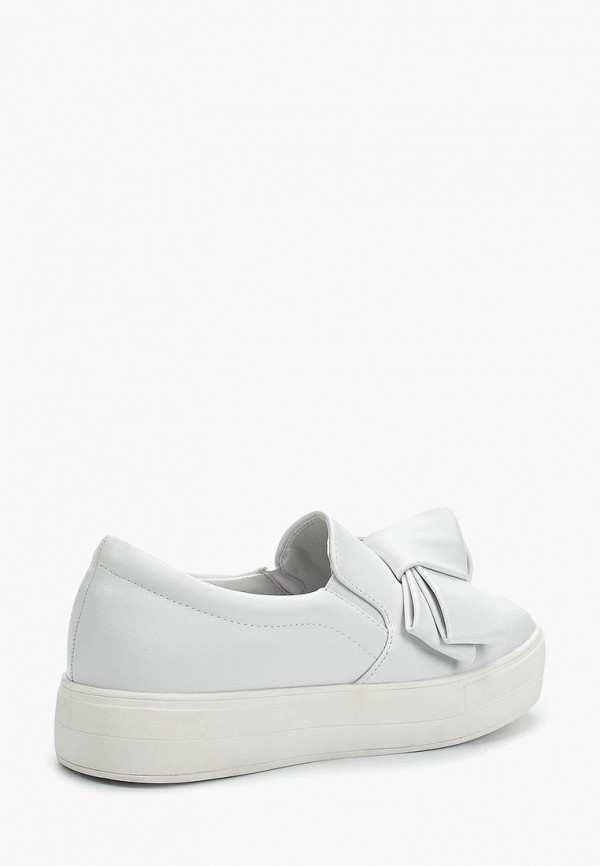 Слипоны LOST INK SOFIA BOW PLIMSOLL
