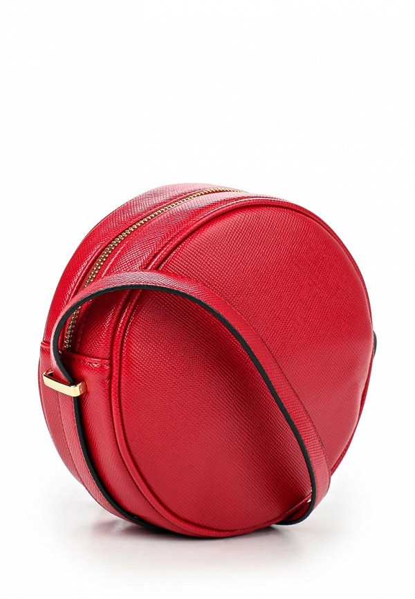 Сумка LOST INK ROUND CROSS BODY BAG RED