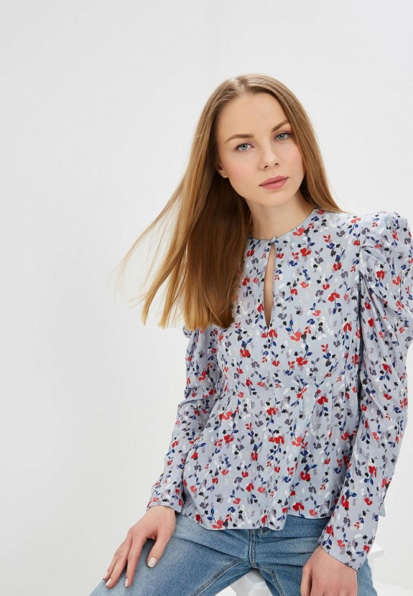 Блуза Lost Ink BLOUSE IN FLORAL PRINT