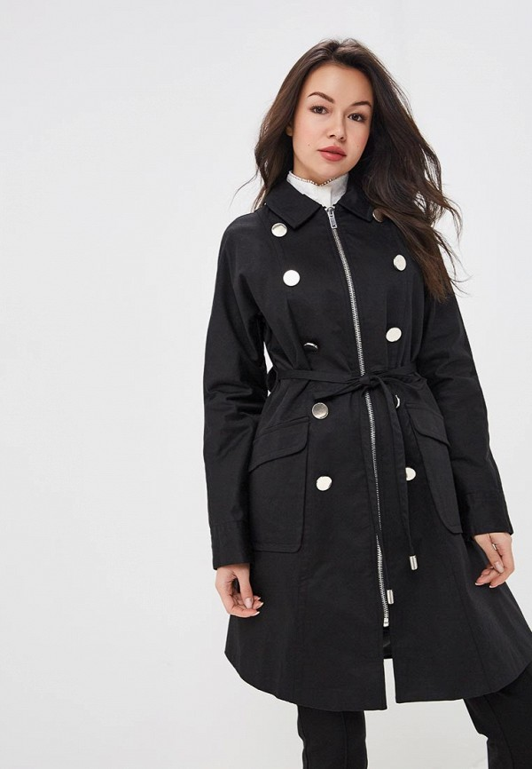 Плащ LOST INK TRENCH WITH ZIP FRONT