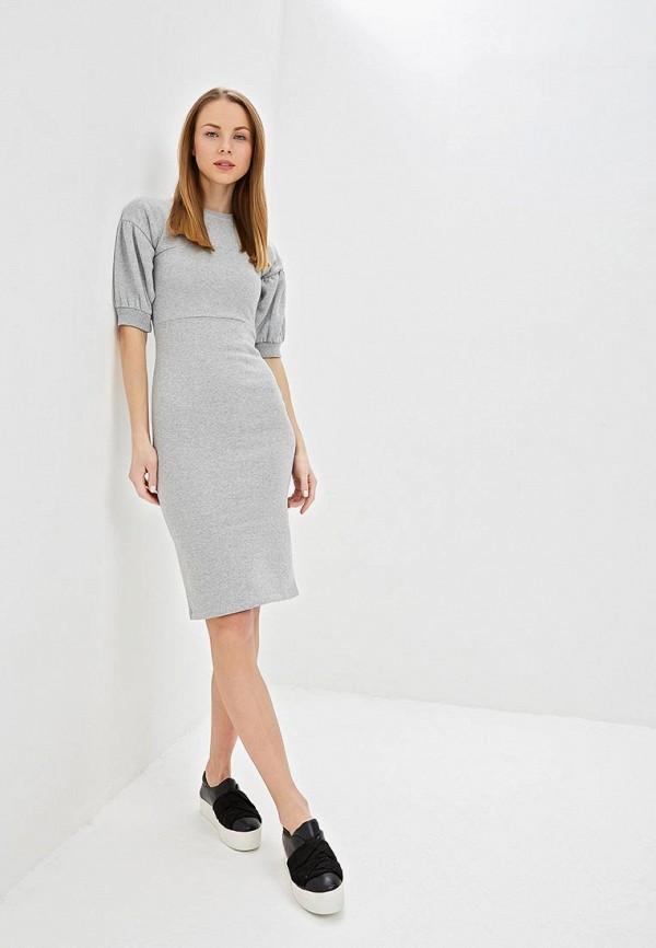 Платье Lost Ink SEAM DEATL SWEAT DRESS