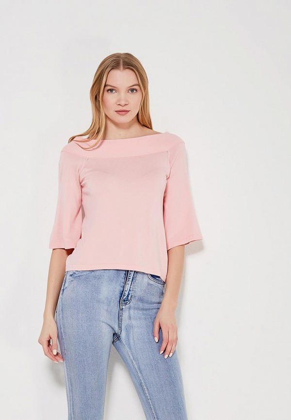 Джемпер Lost Ink BOW BACK BARDOT JUMPER