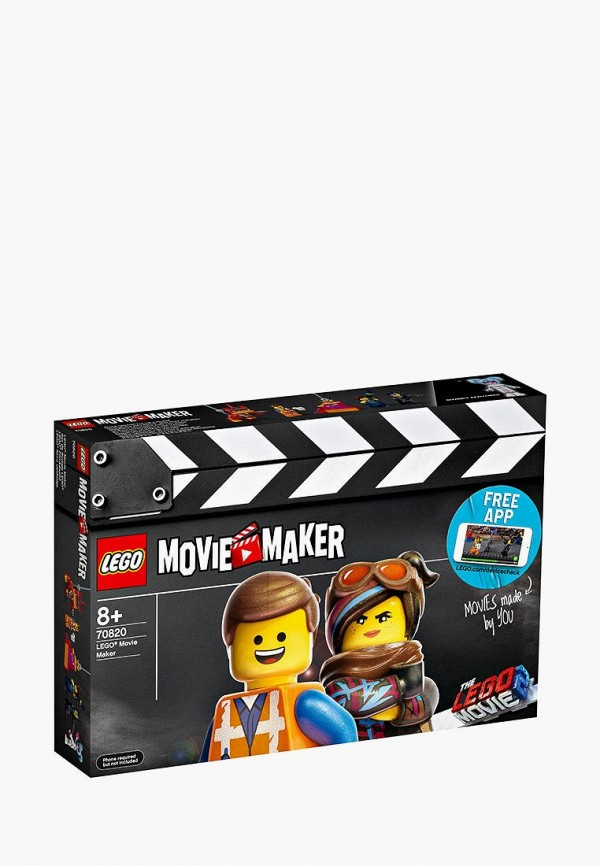 Конструктор THE LEGO MOVIE LEGO 70820