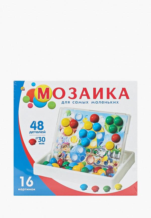 "Рыжий Кот Игра ""Мозайкин"". Мозаика-чемодан со схемами в коробке"