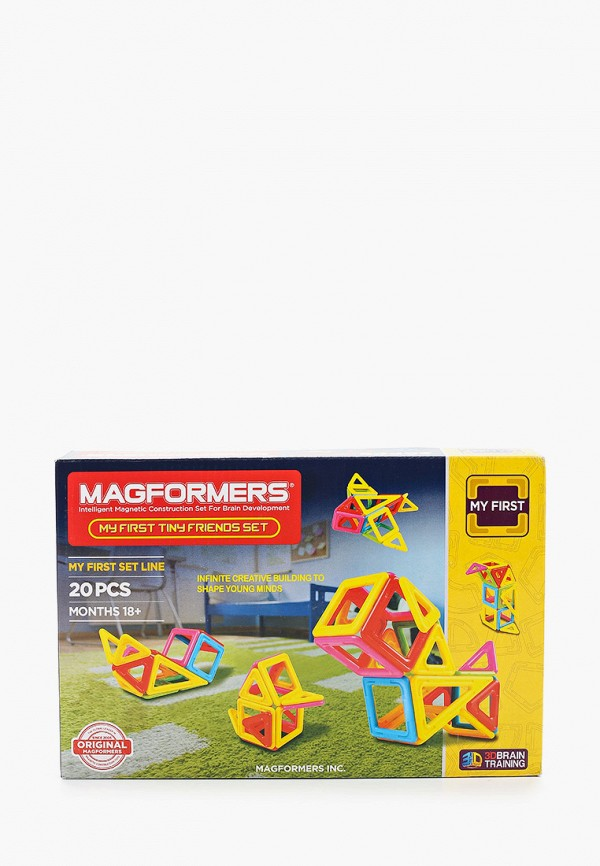 Конструктор Magformers Tiny Friends