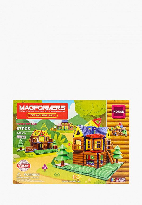 Конструктор Magformers Log House Set