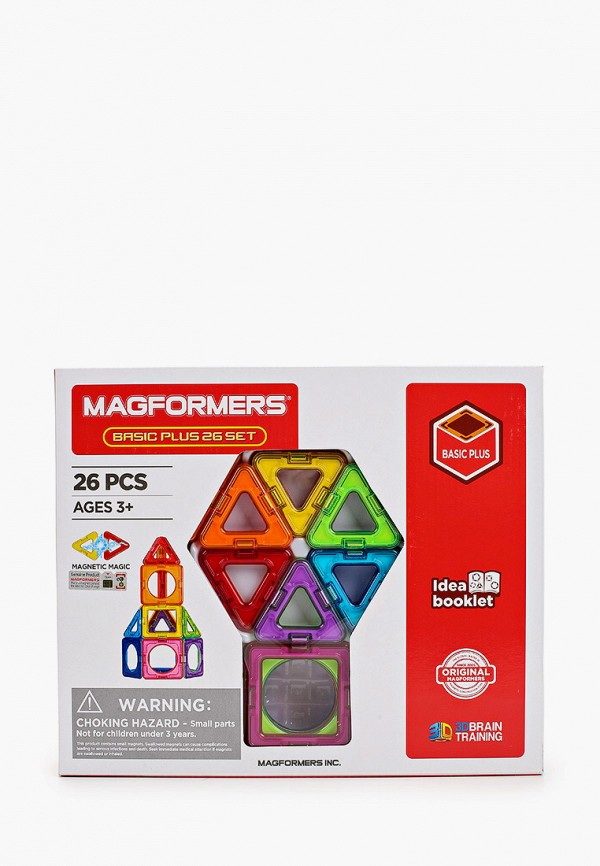 Конструктор Magformers 715014 Basic Plus 26 Set