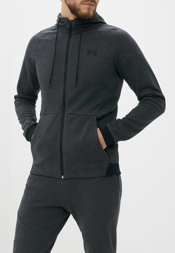 Толстовка Under Armour Unstoppable Double Knit Fleece Full Zip Hooded