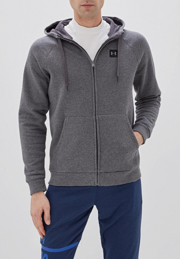 Толстовка Under Armour Rival Fleece Full Zip Hooded