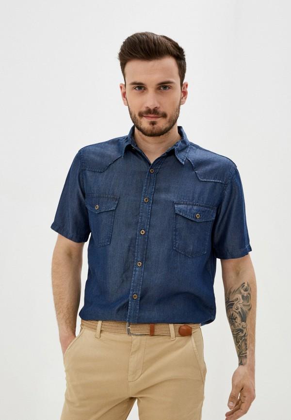 Velocity Рубашка джинсовая