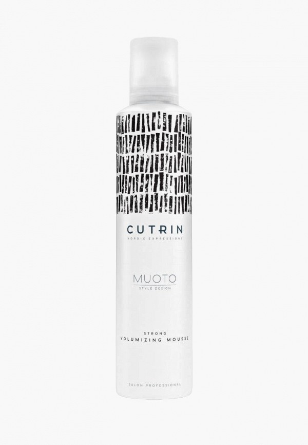 Мусс для укладки Cutrin Muoto Strong Volumizing, 300 мл