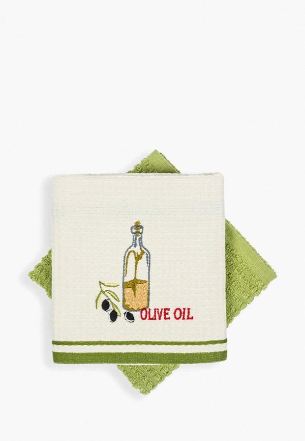 Набор полотенец кухонных Arya home collection Olive за 700 ₽. в интернет-магазине Lamoda.ru