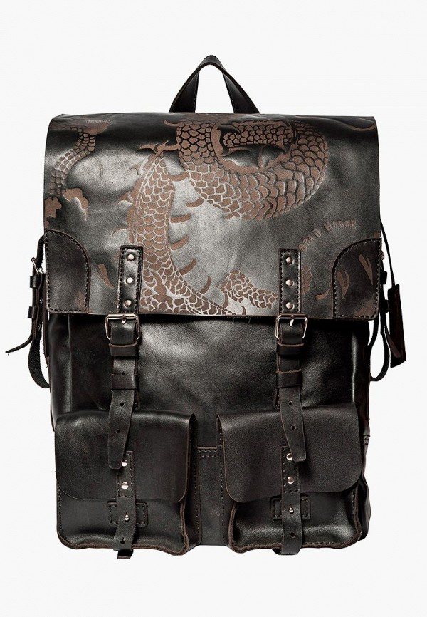 Рюкзак Deadhorse Creedence dragon black backpack