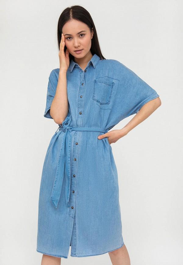 Finn Flare Платье джинсовое