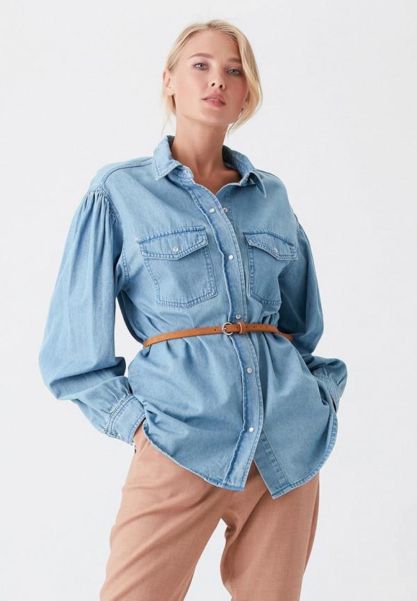 Love Republic Рубашка джинсовая