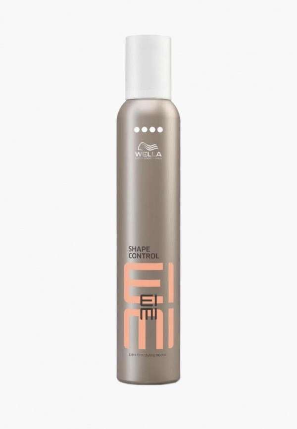 Пена для укладки Wella Professionals EIMI Shape Control Extra Firm Styling Mousse, 300 мл