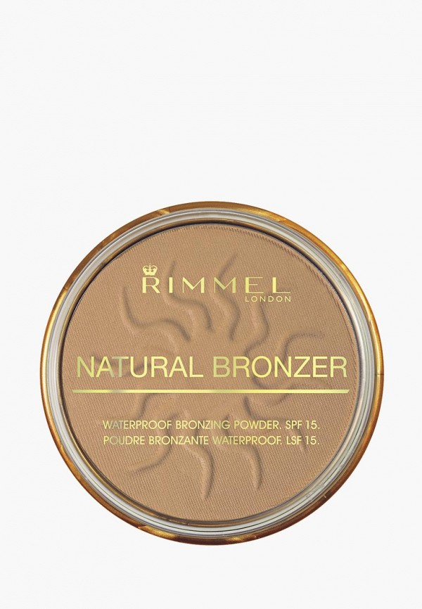 Бронзатор Rimmel NATURAL BRONZER №22