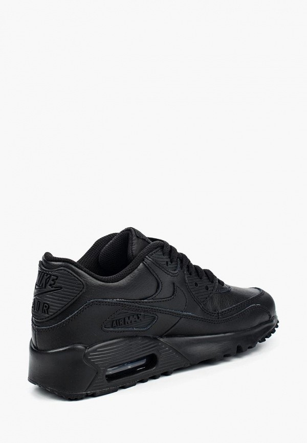 Кроссовки Nike Boys' Air Max 90 Leather (GS) Shoe