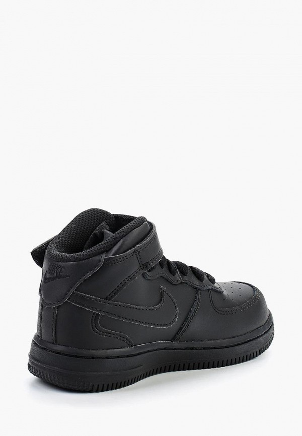 Кеды Nike Boys' Air Force 1 Mid (TD) Toddler Shoe