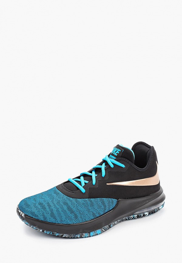 Кроссовки Nike Air Max Infuriate III Low Men's Basketball Shoe