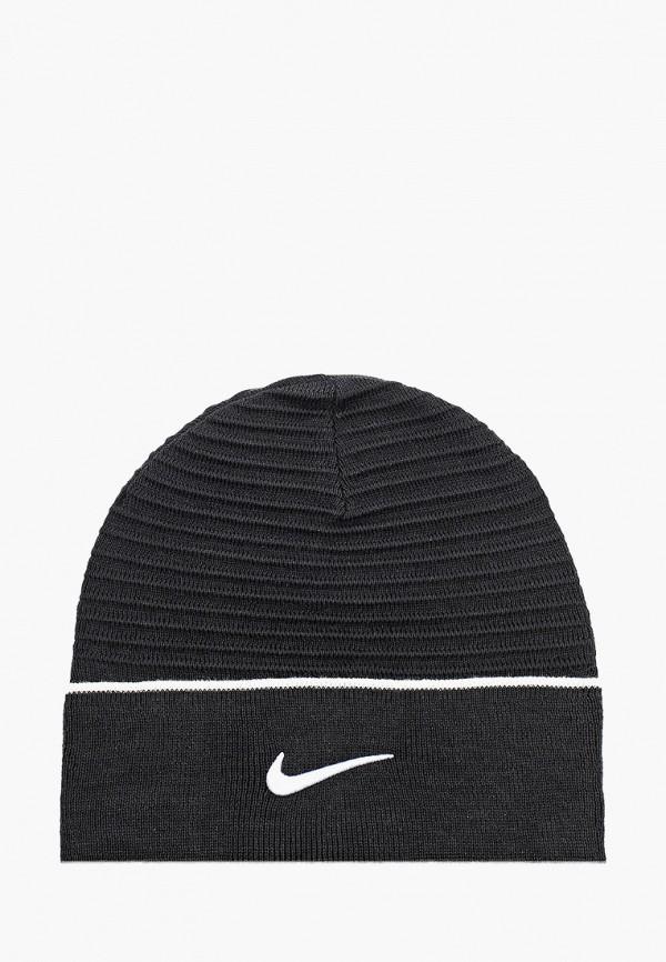Шапка Nike U NK DRY BEANIE CUFFED UTILITY купить за 2 069 ₽ в интернет-магазине Lamoda.ru