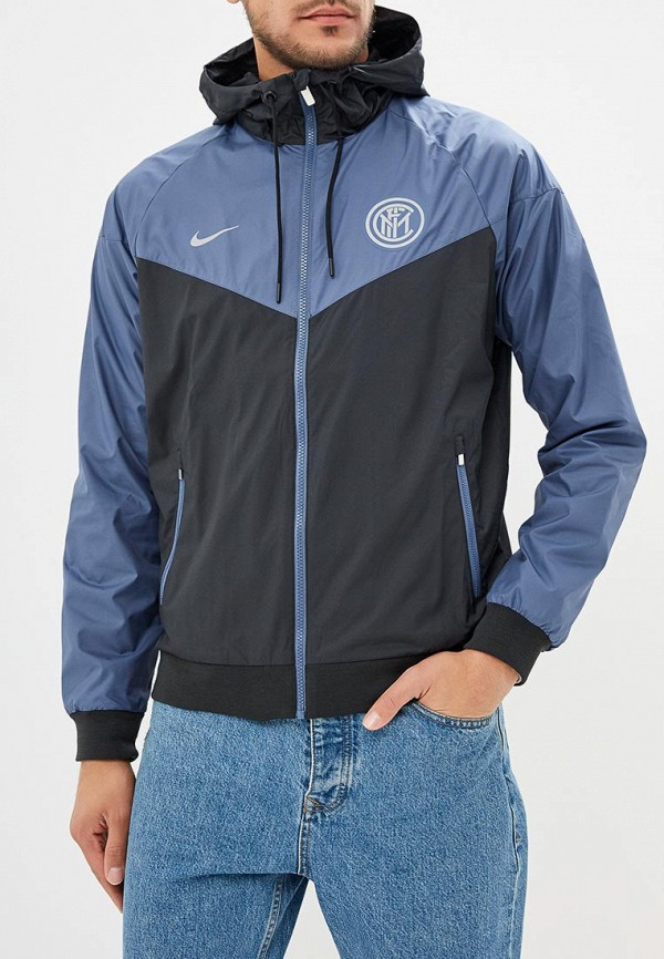 f057a85a Ветровка Nike Inter Milan Windrunner Men's Woven Jacket купить за 3 ...