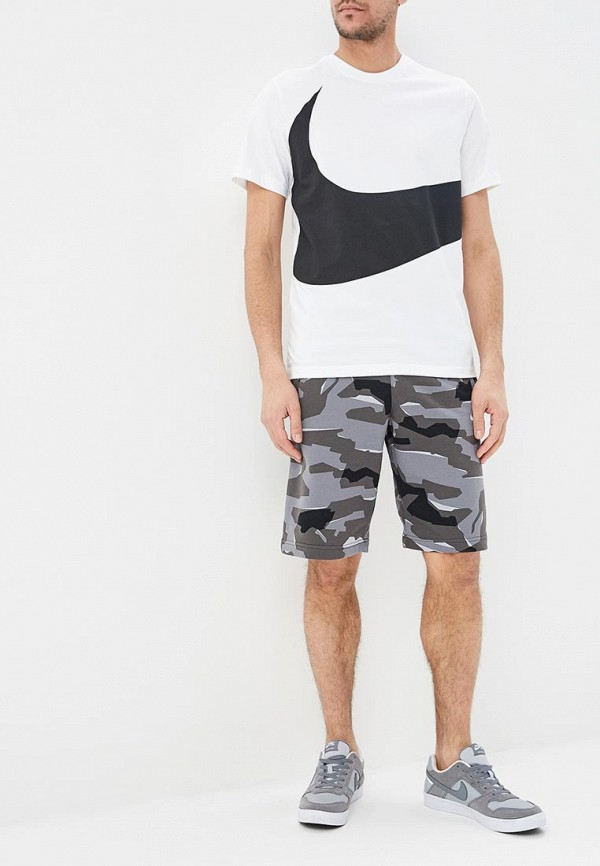 Шорты Nike M NSW CLUB CAMO SHORT FT