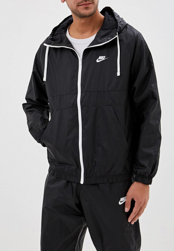 Костюм спортивный Nike Sportswear Men's Hooded Woven Tracksuit