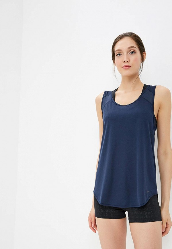 Майка спортивная Nike Nike Breathe Women's Training Tank