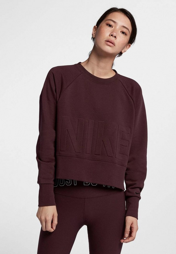 Свитшот Nike Nike Women's Cropped Training Top