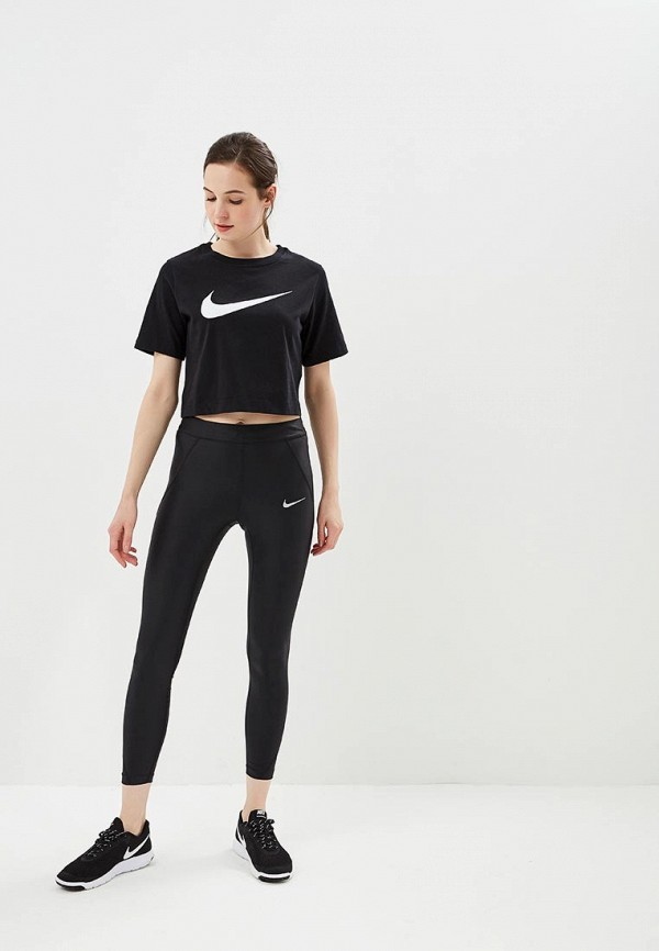 Футболка Nike Sportswear Women's Swoosh Short-Sleeve Top