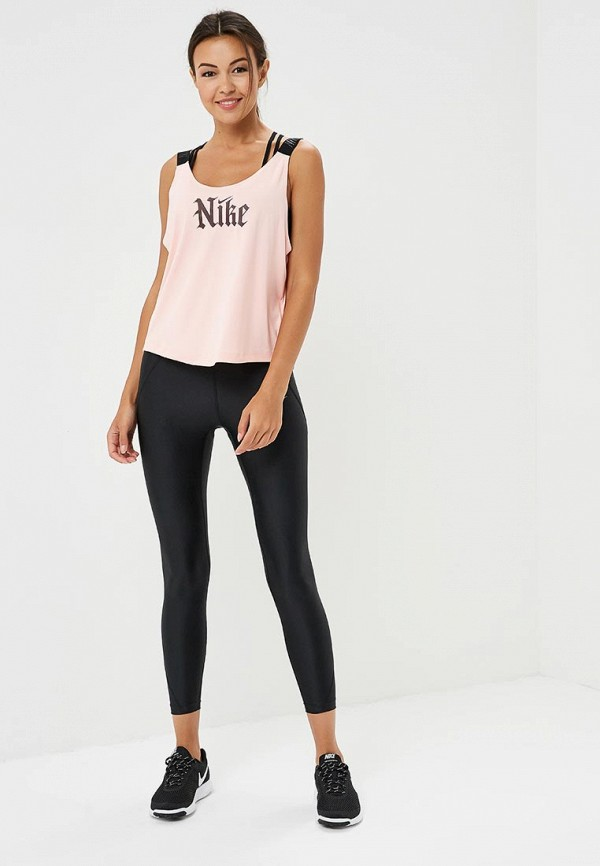 Майка спортивная Nike Dry Women's Cropped Training Tank