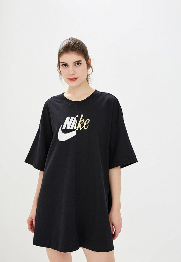 Платье Nike Sportswear Women's Metallic Dress