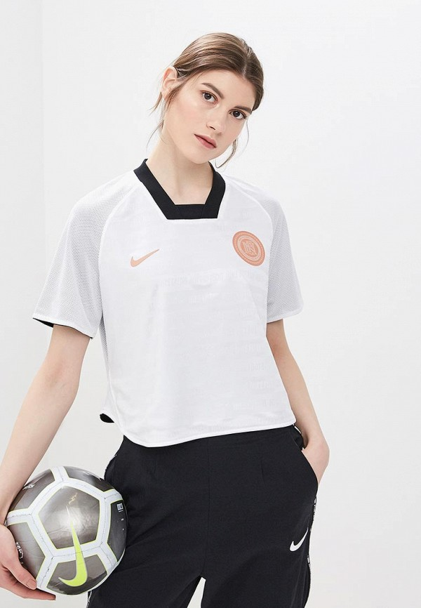 Футболка спортивная Nike F.C. WOMEN'S SHORT-SLEEVE SOCCER TOP