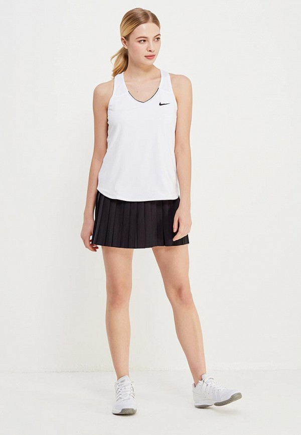 Майка спортивная Nike Women's NikeCourt Pure Tennis Tank