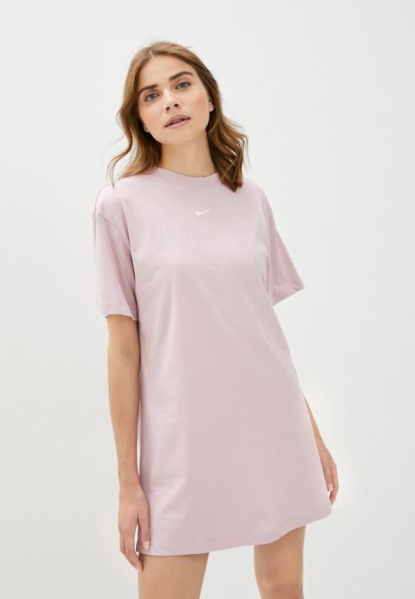 Платье Nike W NSW ESSNTL DRESS за 2 399 ₽. в интернет-магазине Lamoda.ru