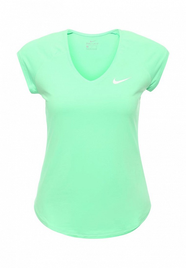 Футболка спортивная Nike Women's NikeCourt Pure Tennis Top