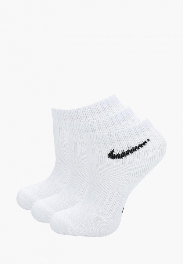 Комплект Nike KIDS' PERFORMANCE CUSHIONED QUARTER TRAINING SOCKS (3 PAIR)