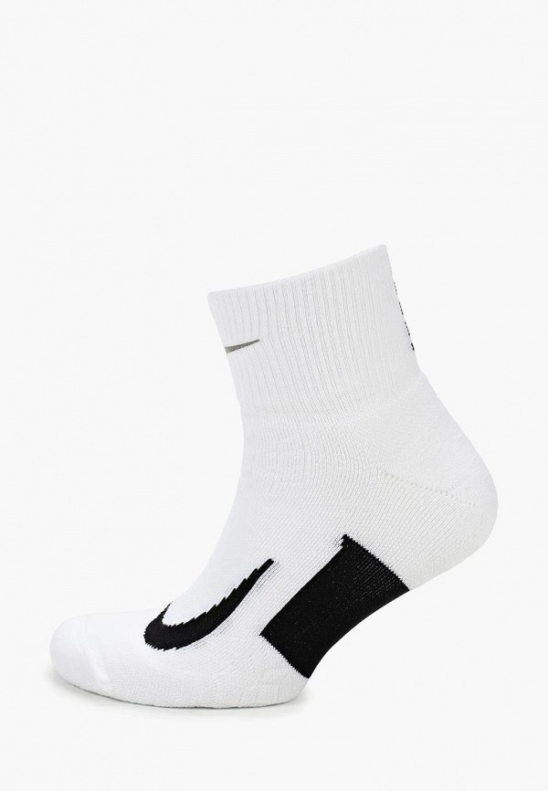 Носки Nike Unisex Elite Cushion Quarter Running Sock