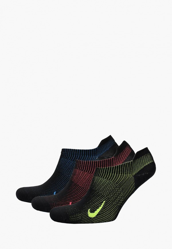Комплект Nike Everyday Plus Lightweight Women's Training No-Show Socks (3 Pair)