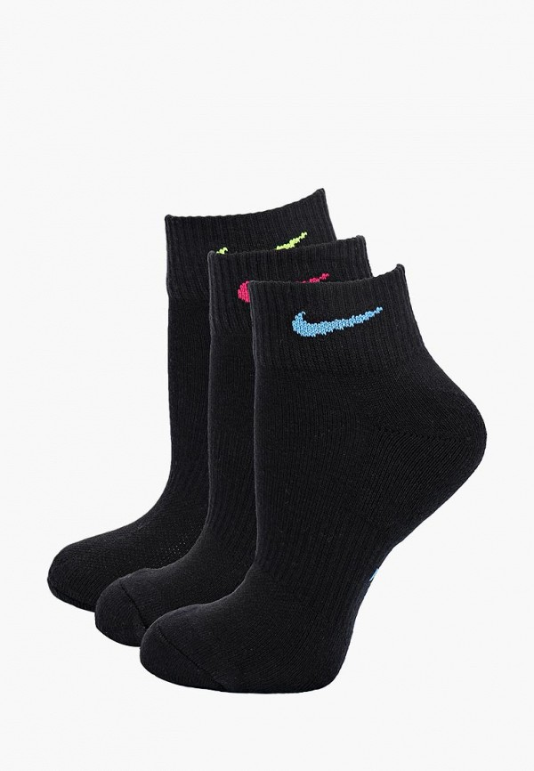 Комплект Nike WOMEN'S EVERYDAY CUSHIONED ANKLE TRAINING SOCKS (3 PAIR)
