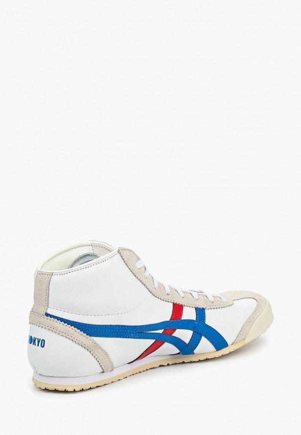 Кроссовки Onitsuka Tiger MEXICO Mid Runner