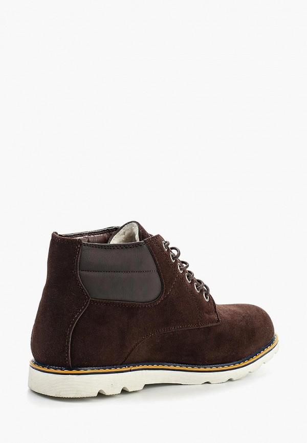 мужские ботинки на толстой подошве фото коховский