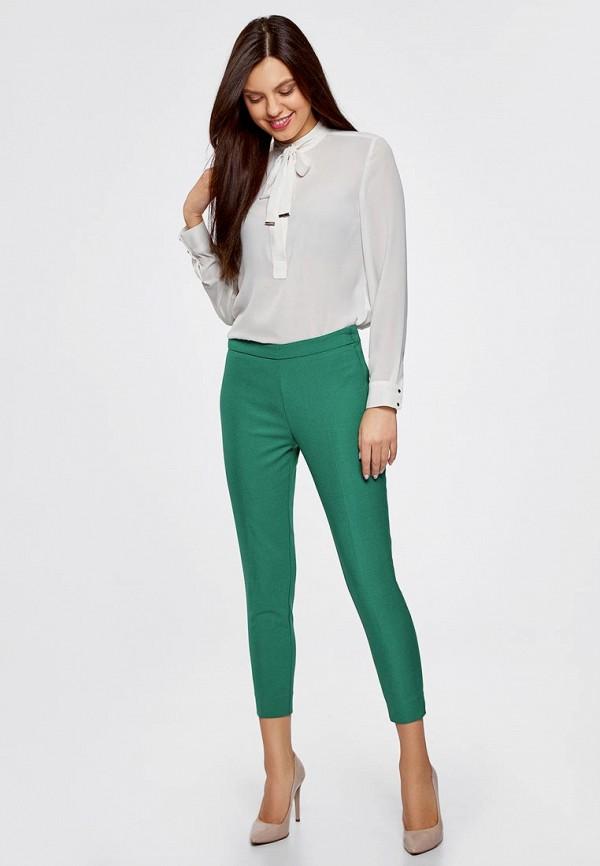 с чем носить зеленые брюки женские фото рассматривать